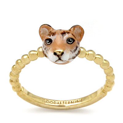 TIGER RING - ZIGN Collection