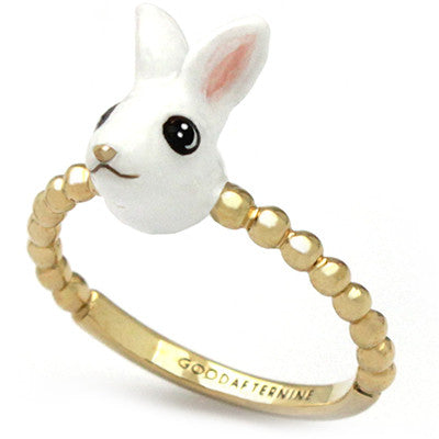 HARE RING - ZIGN Collection