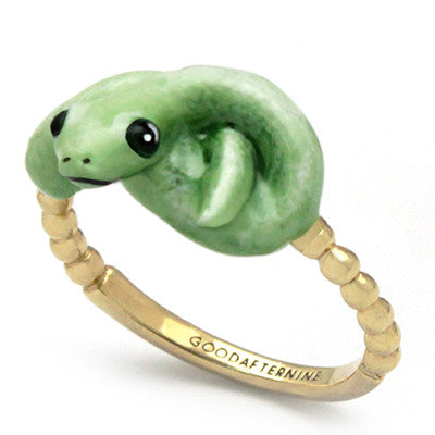 SNAKE RING - ZIGN Collection