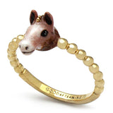 HORSE RING - ZIGN Collection