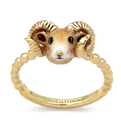 SHEEP RING - ZIGN Collection