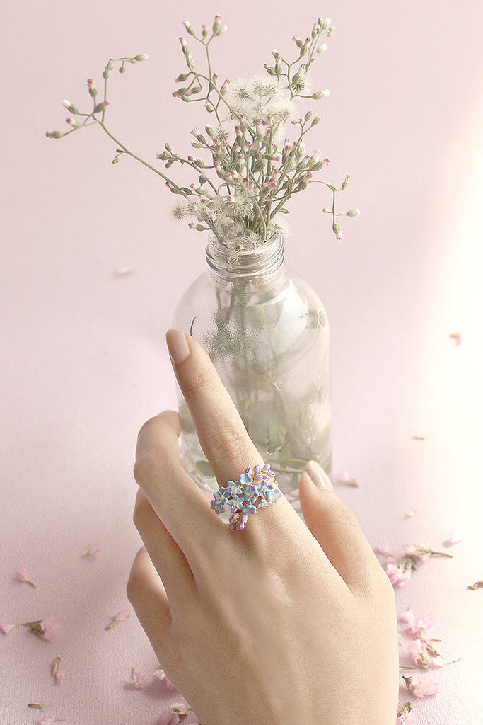 Forget me not Ring | BLOOM