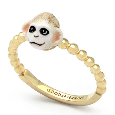 MONKEY RING - ZIGN Collection