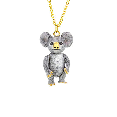 Luca Koala Necklace || SHAGGY SQUAD