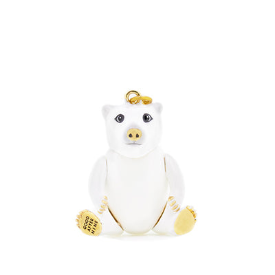 Paul Polar Bear Necklace || SHAGGY SQUAD