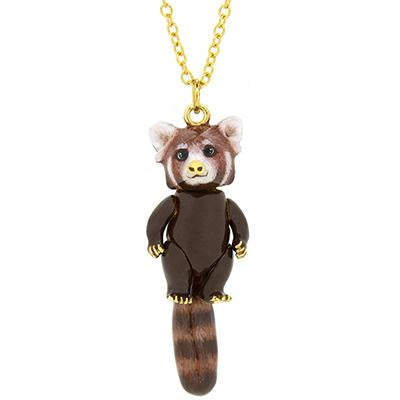 Raph Red Panda Necklace || SHAGGY SQUAD