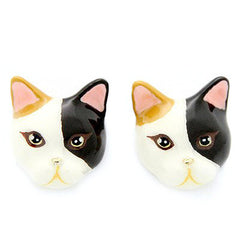 Calico Cat Earrings | CATS