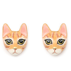 Chompoo Cat Earrings | CATS