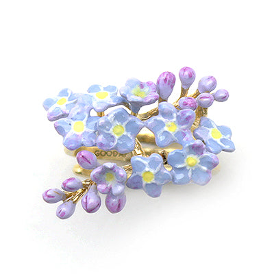 Forget me not Ring