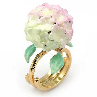 Hydrangea Pink Ring | BLOOM