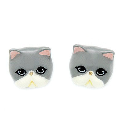 Jumpa Cat Earrings