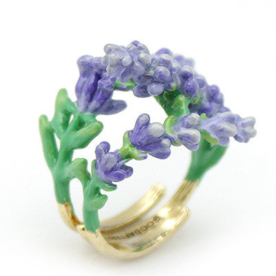 Lavender Ring | BLOOM