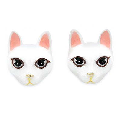 Mali Cat Earrings