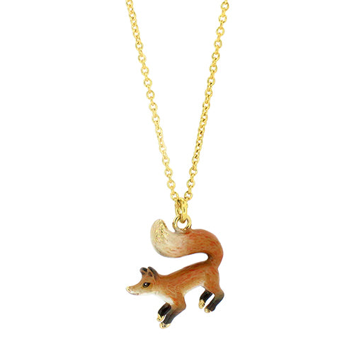 ACHxGFN Fox Necklace