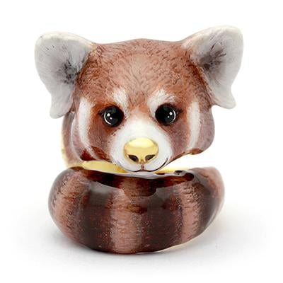 Raph Red Panda Ring