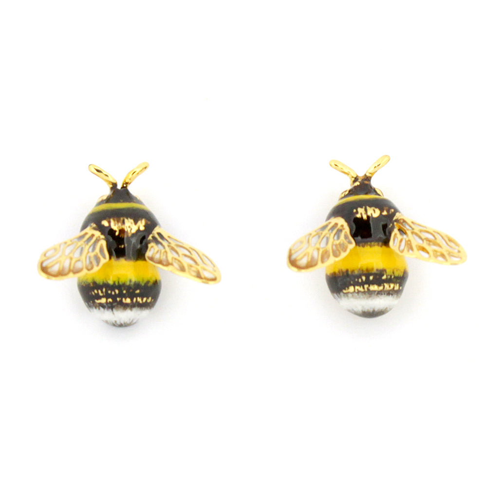 Bee BumbleBee earrings