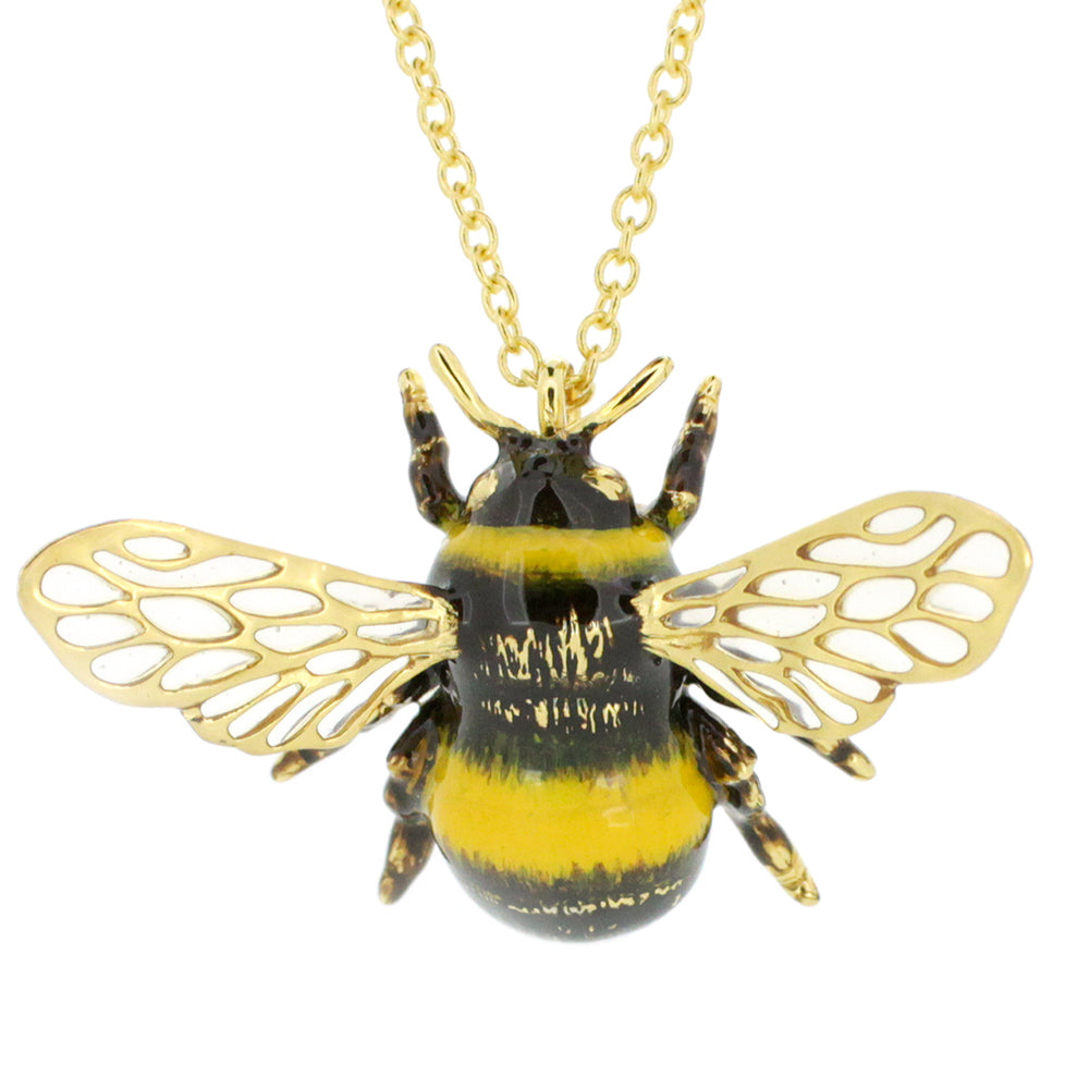 Bee BumbleBee Necklace
