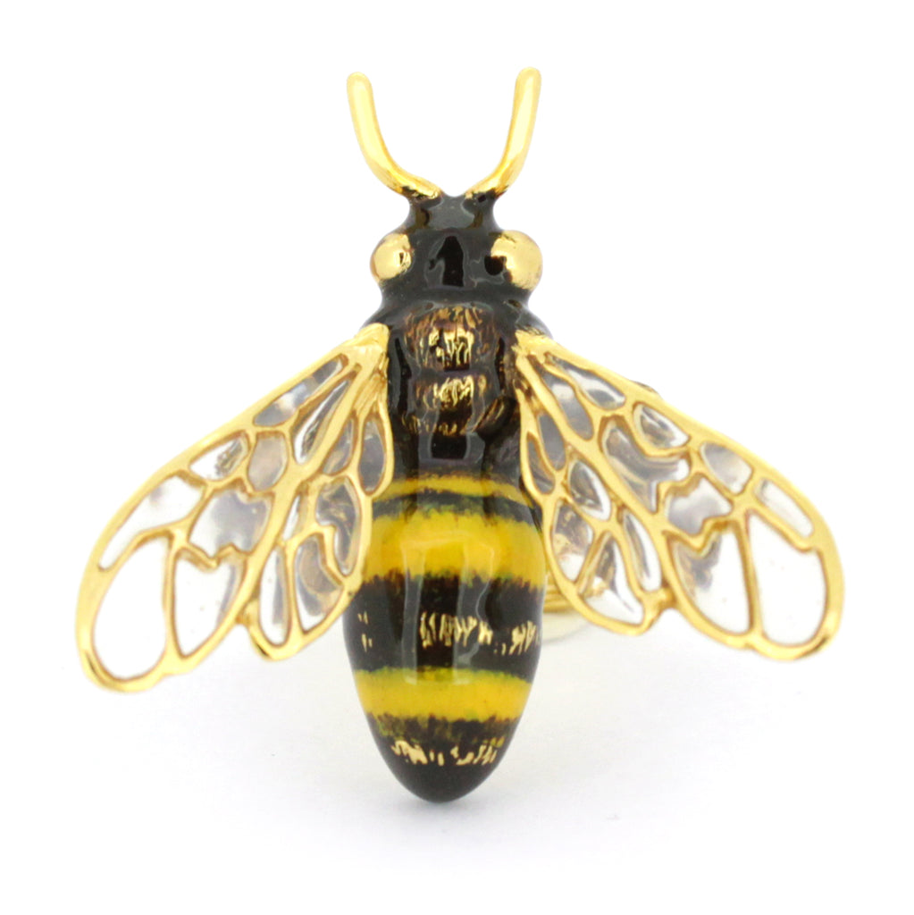 Bee Honey Bee Ring