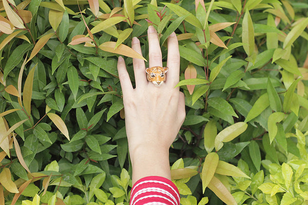 Bengal  Ring // Big Cat