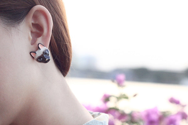 Dalah Cat Earrings