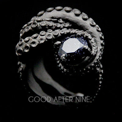 Dark Sealord Ring | SEA AFFAIR