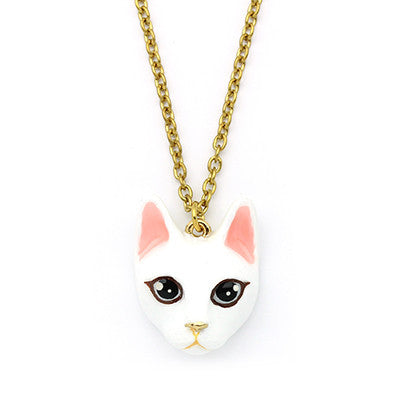 Mali Cat Necklace