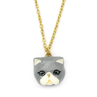 Jumpa Cat Necklace