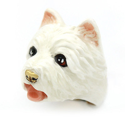 Whipcream Westie Ring