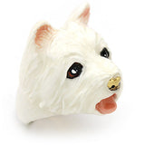 Whipcream Westie Ring | DOGS