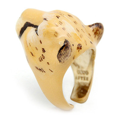 Cheetah Ring | BIG CAT