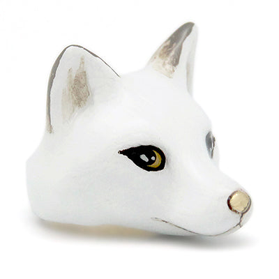Snow Fox Ring
