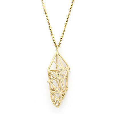 Poly Struc Locket Necklaces | POLY STRUC