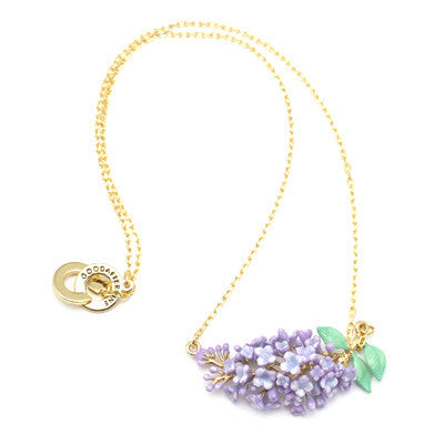 Lilac Necklace | BLOOM