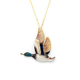 Mallard Duck Necklace | BALLERINE BIRD
