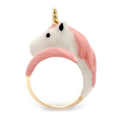 Mini Unicorn Ring Pink