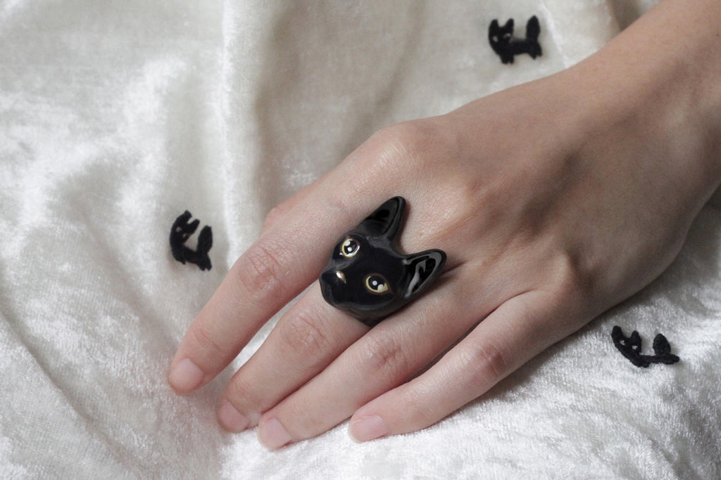 Nil Cat Ring | CATS