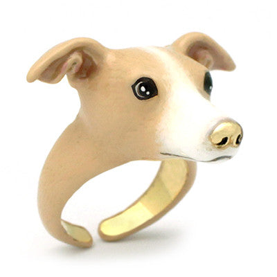 Onetwo Italian Greyhound Ring Fawn | DOGS