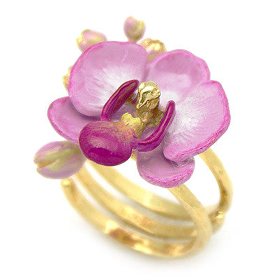 Phalaen Purple Ring