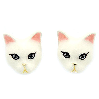 Plub Cat Earrings | CATS