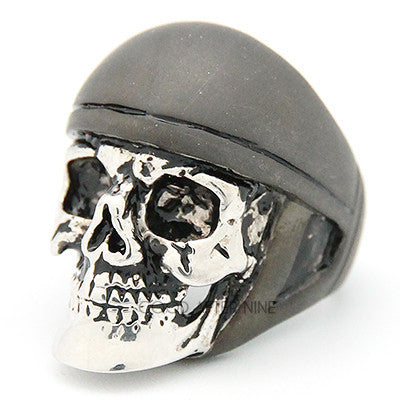 Ride Or Die Ring Silver
