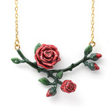 Rose Necklace | BLOOM