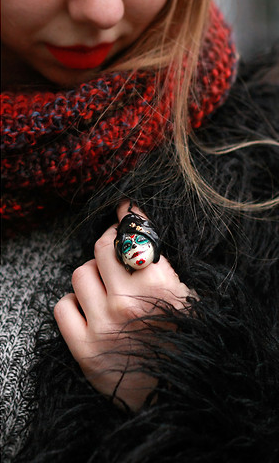 Milla Sugar Lady Ring | SUGAR LADY