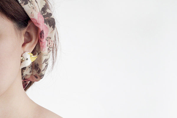 Sophia Cockatoo Earrings | SKY DANCER