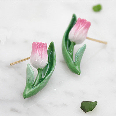 Tulip Earrings | BLOOM