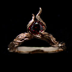 Fire Element Ring