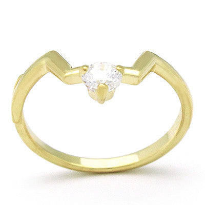 Gold Element Ring