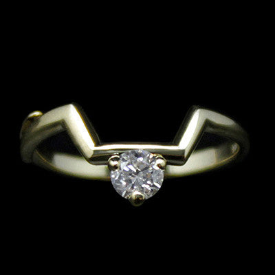 Gold Element Ring | ZIGN - ELEMENT