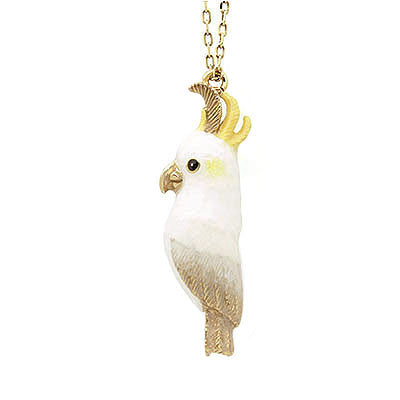 Sophia Cockatoo Whistle Necklace | SKY DANCER