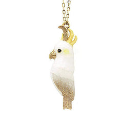 Sophia Cockatoo Whistle Necklace