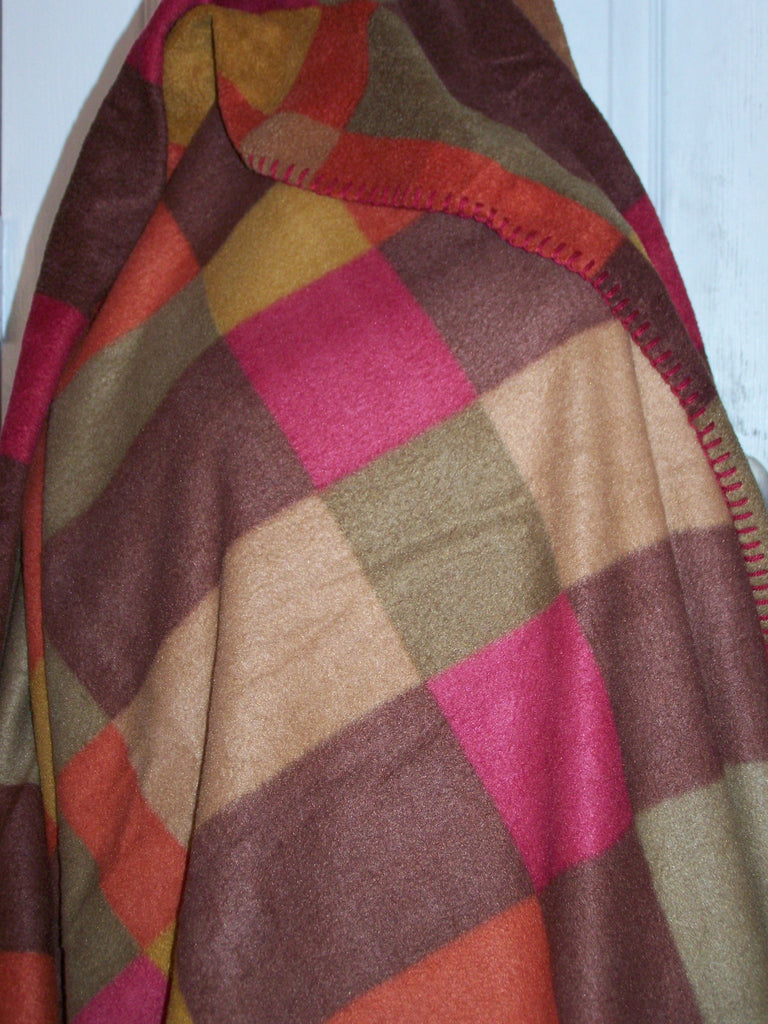 Fleece Plaid Blanket